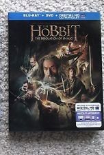 BLU-RAY MOVIE Blu-Ray THE HOBBIT: THE DESOLATION OF SMAUG