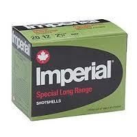 "IMPERIAL Ammunition 12 GA 2.75"" 1 1/8 OZ SPECIAL LONG RANGE SHELLS"