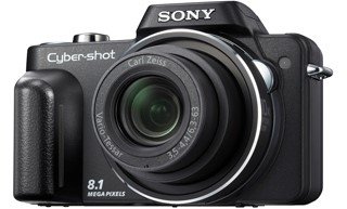 SONY Digital Camera DSC-H10