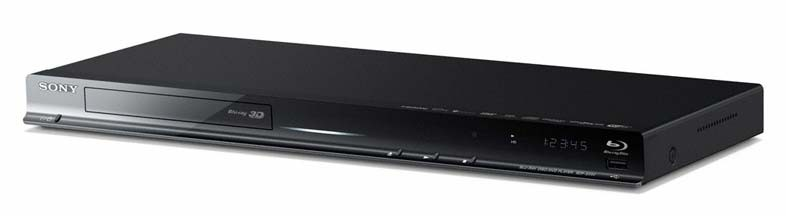 SONY Blu-Ray Player BDP-S580
