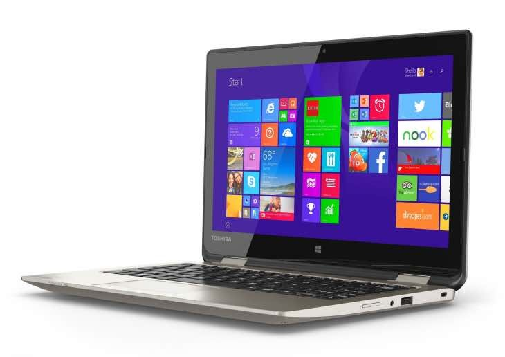 TOSHIBA PC Laptop/Netbook L15W-B1302