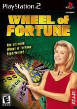 SONY Sony PlayStation 2 WHEEL OF FORTUNE PS2