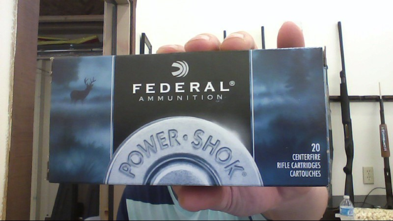 FEDERAL AMMUNITION Ammunition 30-30 WIN 170GR