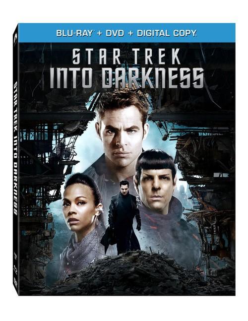 BLU-RAY MOVIE Blu-Ray STAR TREK INTO DARKNESS