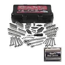 CRAFTSMAN Sockets/Ratchet MECHANICS 154 PCS