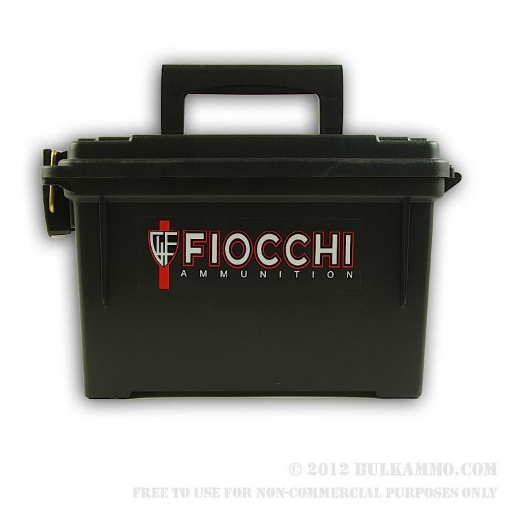 FIOCCHI AMMUNITION Accessories AMMO CAN PLASTIC