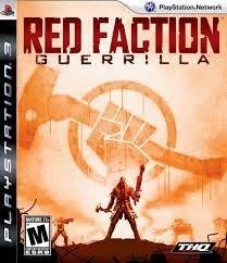 SONY Sony PlayStation 3 Game RED FACTION GUERRILLA
