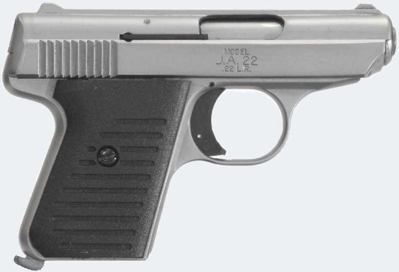 JIMENEZ ARMS Pistol JA 22
