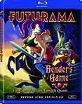 FUTURERAMA: BENDER'S GAME BLU-RAY DVD