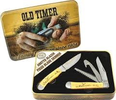 OLD TIMER Pocket Knife 690 TYD