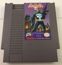 NINTENDO Nintendo NES Game THE PUNISHER