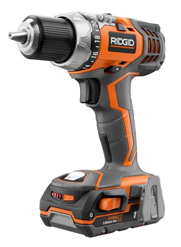 RIDGID Cordless Drill R86008