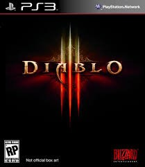 SONY Sony PlayStation 3 Game DIABLO III