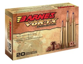 BARNES AMMUNITION Ammunition .223 REM 55 GR (BB223R2)