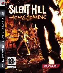 SONY Sony PlayStation 3 Game SILENT HILL: HOMECOMING