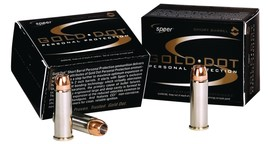 SPEER Ammunition GOLD DOT 44 SPECIAL 200GR GDHP (23980)