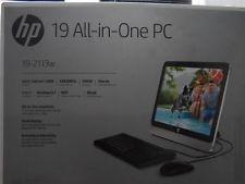HEWLETT PACKARD PC Desktop 19-2113W