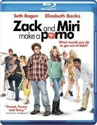 BLU-RAY MOVIE Blu-Ray ZACK AND MIRI