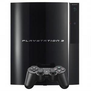 SONY PlayStation 3 PLAYSTATION 3 - SYSTEM - 40GB - CECH-H01