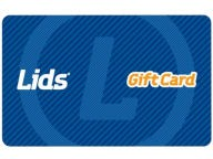 40.00 LIDS GIFT CARD