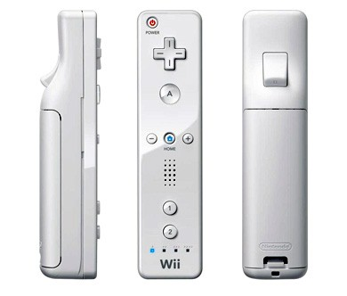 NINTENDO Video Game Accessory RVL-003 WIRELESS REMOTE