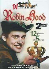 DVD BOX SET ROBIN HOOD