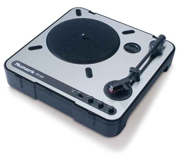NUMARK ELECTRONICS Turntable PT-O1