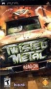 SONY Sony PSP Game TWISTED METAL PSP
