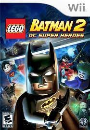 NINTENDO Nintendo Wii Game LEGO BATMAN 2 WII