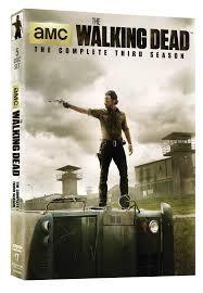 DVD BOX SET DVD THE WALKING DEAD THE COMPLETE THIRD SEASON