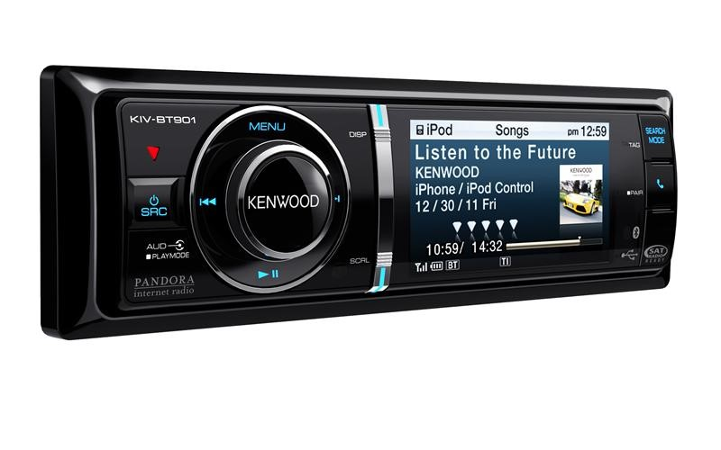 KENWOOD Car Audio KIV-BT901
