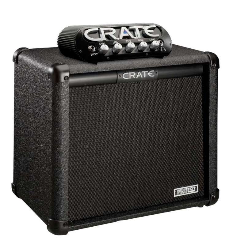 CRATE Electric Guitar Amp GT112SL + CPB150
