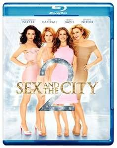 BLU-RAY MOVIE Blu-Ray SEX AND THE CITY 2