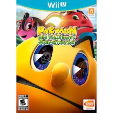 NINTENDO Nintendo Wii U Game PAC-MAN AND THE GHOSTLY ADVENTURES