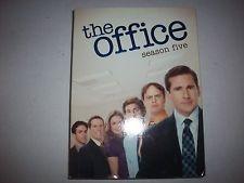 DVD BOX SET DVD THE OFFICE SEASON 5