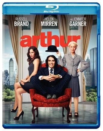 Arthur Blu-ray
