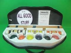 SPORTCRAFT Indoor Sports CROQUET