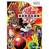 Bakugan Battle Brawlers - (Nintendo Wii, 2009)