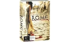 ROME THE COMPLETE SECOND SEASON