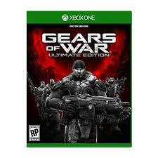 MICROSOFT Microsoft XBOX One Game XBOX ONE GEARS OF WAR ULTIMATE EDITION