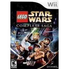 NINTENDO Nintendo Wii Game LEGO STAR WARS THE COMPLETE SAGA WII