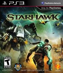 SONY Sony PlayStation 3 Game STARHAWK