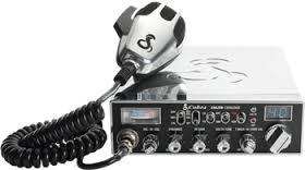COBRA 2 Way Radio/Walkie Talkie 29LTD CHROME