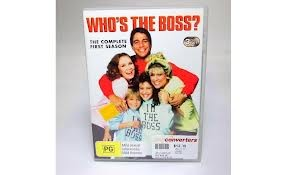 DVD BOX SET DVD WHO'S THE BOSS? SEASON 1