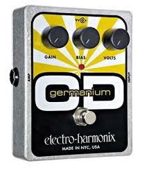 ELECTRO-HARMONIX Musical Instruments Part/Accessory OD GERMANIUM