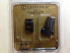 LEUPOLD Firearm Scope 50030 STD BR A-BOLT LR