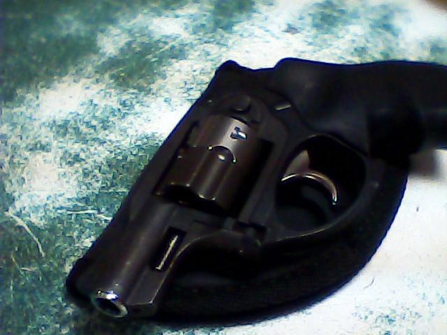 RUGER Revolver LCR 357