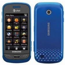 SAMSUNG Cell Phone/Smart Phone ETERNITY SGH-A597