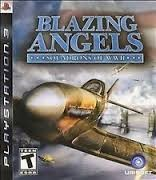 SONY Sony PlayStation 3 Game BLAZING ANGELS SQUADRONS OF WWII