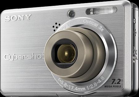 SONY Digital Camera DSC-S750
